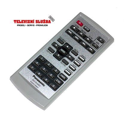 Obrázek Dálkový ovladač DVD - Panasonic N2QAHC000021