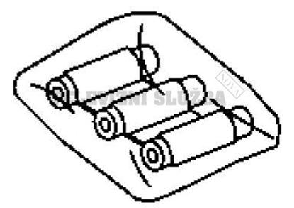 Obrázek IPod plug adaptor K2YZ03000016 pro DVD Panasonic