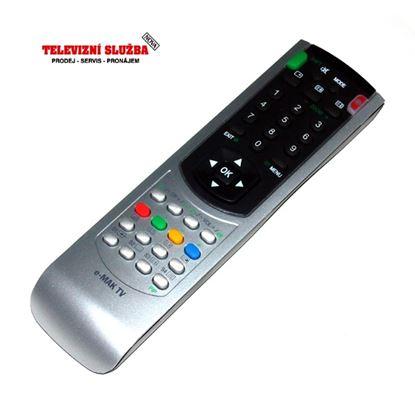 Obrázek Dálkový ovladač TV - programovatelný