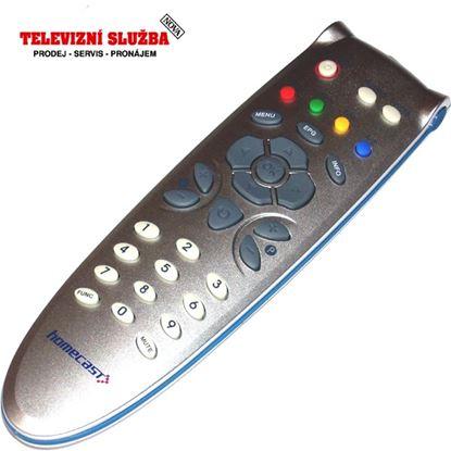 Obrázek Dálkový ovladač DVBT - Homecast S3000CR originál