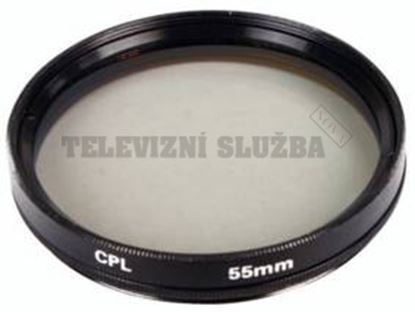 Obrázek CPL FILTR 55mm - HQ *PK*