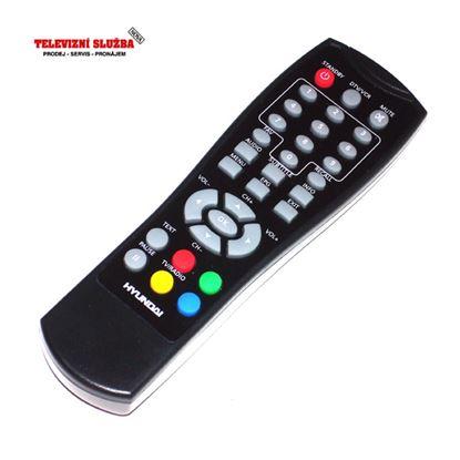 Obrázek Dálkový ovladač DVBT - Hyundai DVBT210 = 104000161
