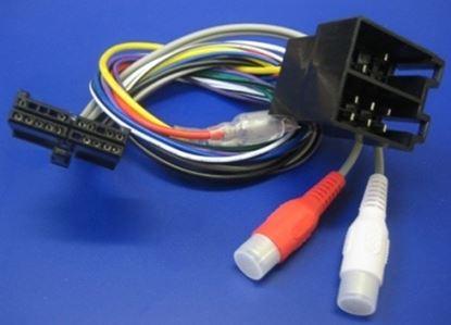 Obrázek Konektor ISO s kabelem pro autorádia Hyundai