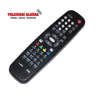 Obrázek Dálkový ovladač DVD - programovatelný