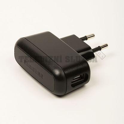 Obrázek Samsung AD44-00146A = AD44-00183A nabíječka baterií pro fotoaparát bez USB kabelu