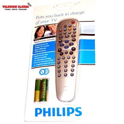 Obrázek Dálkový ovladač TV - Philips SRP620, RC4734/01