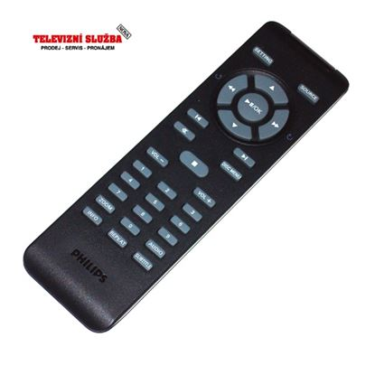 Obrázek Dálkový ovladač DVD - Philips PD9060
