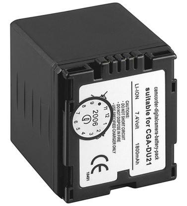 Obrázek Baterie do KAMERY - Panasonic CGA-DU21E/1B