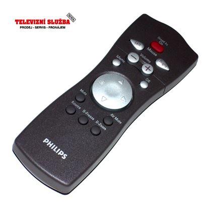 Obrázek Dálkový ovladač PROJ - Philips RC331702/01