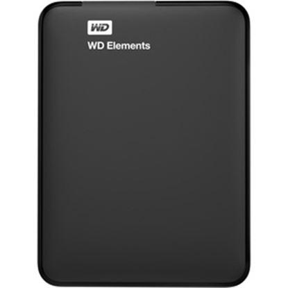 Obrázek HDD 1,5TB USB3.0 BK Elements WD