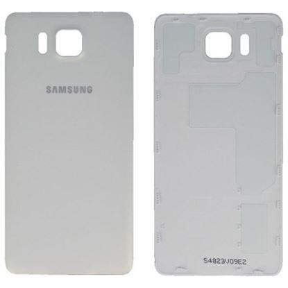 Obrázek Samsung GH98-33688D kryt zadní pro SM-G850F white