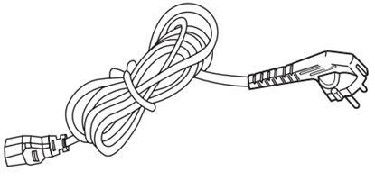 Obrázek Kabel napájecí 996510063035 - multicooker Philips