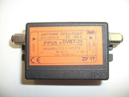 Obrázek Anténní zesilovač ZP17-X K22-69 30dB 2xF-kon