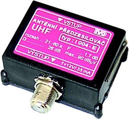 Obrázek Anténní zesilovač I004-E.S UHF 26dB 300/75ohm