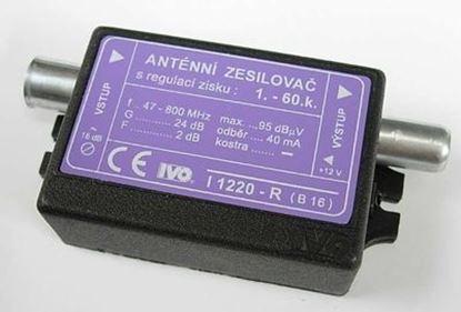 Obrázek Anténní zesilovač I1220-R s regulací a s napáječem